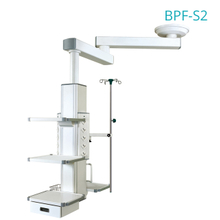 Medical use double arm abdominal cavity surgical ceiling meidical pendant